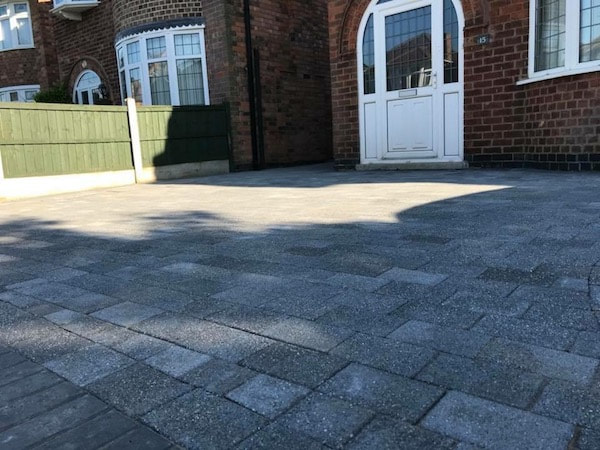 driveways Leicester